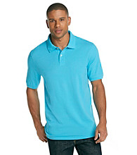 John Bartlett Consensus Men's Pique Polo