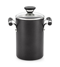 Circulon® Acclaim 3.5-qt. Black Covered Asparagus Pot with Steamer