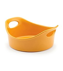 Rachael Ray® Stoneware 1.5-qt. Yellow Open Baker