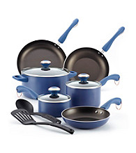 Paula Deen® Signature AAP 11-Piece Blueberry Cookware Set