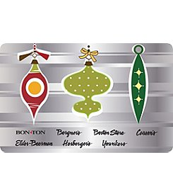 Gift Card - Tree Ornaments
