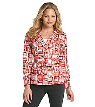 Laura Ashley® Multi Blazer