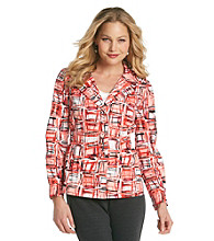 Laura Ashley® Petite's Multi Blazer