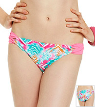 Mambo® Juniors' Swim Printed Loop Bottom