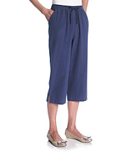 Cathy Daniels® Stretch Waistband Pull-On Capri