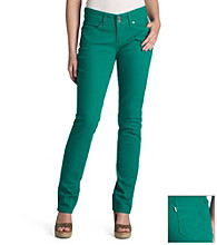 Levi's 529 Curvy Amazon Green Skinny Jean
