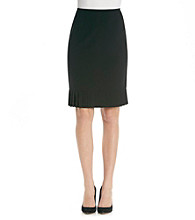 Tahari by Arthur S. Levine® Circle Knife Pleat Skirt