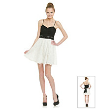 Trixxi® Juniors' Party Dress