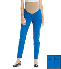 Three Seasons Maternity™ Royal Blue Stretch Skinny Jean