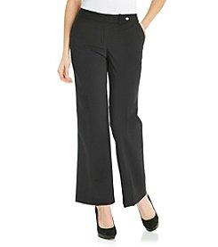 Calvin Klein Petites' Solid Pant