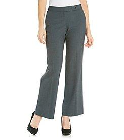 Calvin Klein Petite's Solid Pant