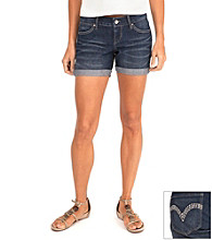 Levi's® Juniors' Marion Cuffed Short