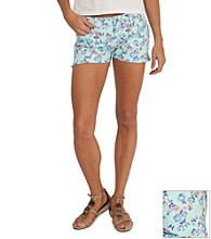 Levi's® Juniors' Floral Print Short
