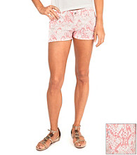 Levi's® Juniors' Tribal Print Short