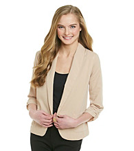 Eyeshadow® Juniors' Relaxed Blazer