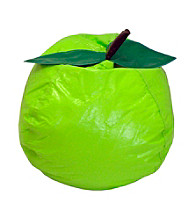 Gold Medal Small-Toddler Agatha Apple Vinyl Bean Bag