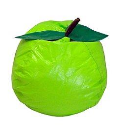 Gold Medal Small-Toddler Agatha Apple Vinyl Bean Bag