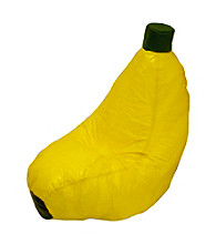 Gold Medal Small-Toddler Benny Banana Vinyl Bean Bag