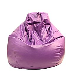 Gold Medal Leather Look Vinyl Bean Bag
