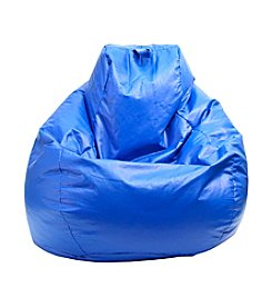 Gold Medal Wet Look Vinyl Bean Bag