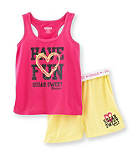Sugar Sweet Girls' 5-16 Pink/Yellow