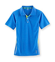 ASICS® Boys' 8-20 Short Sleeve Racket Polo