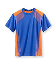 ASICS® Boys' 8-20 Short Sleeve Motion Top