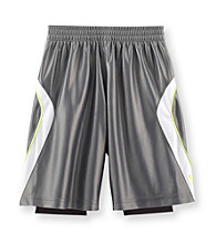 ASICS® Boys' 8-20 Two-in-One Shorts