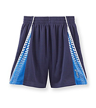 ASICS® Boys' 8-20 Blue Power Shorts