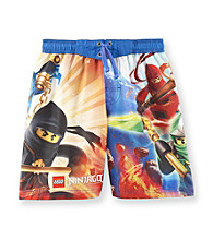 LEGO® Boys' 4-20 Royal Ninjago Swim Trunks