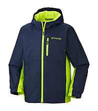 Columbia Boys' 2T-20 Navy Jump Jacket