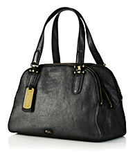 Lauren Ralph Lauren Chandler Triple Compartment Satchel