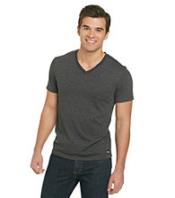 Mambo® Men's Short Sleeve Solid Heather Tee