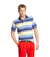 Izod® Men's Short Sleeve Oxford English Polo