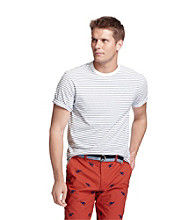 Izod® Men's Short Sleeve Striped Tee