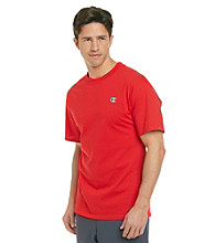 Champion® Men's Crimson Short Sleeve Jersey Tee