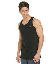 Champion® Men's Black Jersey Tank