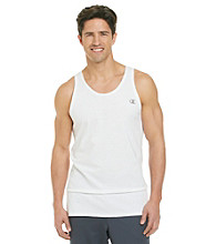 Champion® Men's White Jersey Tank