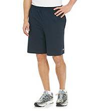 Champion® Men's Navy Jersey Short with Pockets