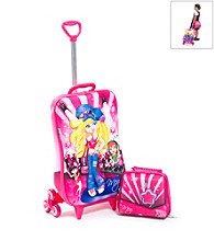 MaxToy Meg Dance 3D Roller BackPack Set