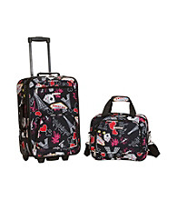 Rockland® 2-pc. Vegas Luggage Set