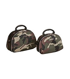 Luca Vergani® 2-pc. Camo Cosmetic Set