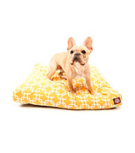 Majestic Home Goods Links Small Rectangle Pet Bed