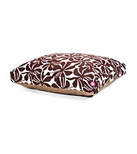 Majestic Home Goods Plantation Medium Rectangle Pet Bed