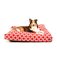 Majestic Home Goods Links Medium Rectangle Pet Bed