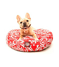Majestic Home Goods French Quarter Medium Round Pet Bed