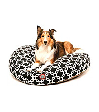 Majestic Home Goods Links Medium Round Pet Bed