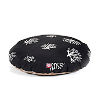Majestic Home Goods Coral Large Round Bed