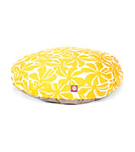 Majestic Home Goods Plantation Large Round Pet Bed