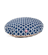 Majestic Home Goods Links Large Round Pet Bed